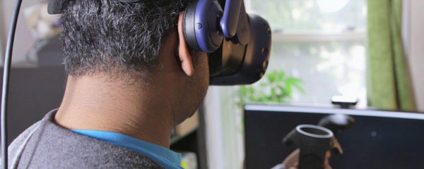 virtual reality adapted accessories